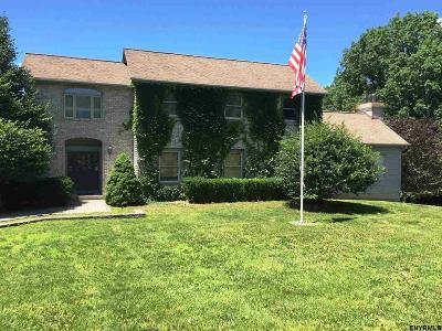 Guilderland Single Family Home For Sale: 12 Dutch Hill Ter