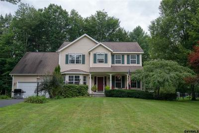 Wilton Single Family Home For Sale: 19 Fenimore Pl