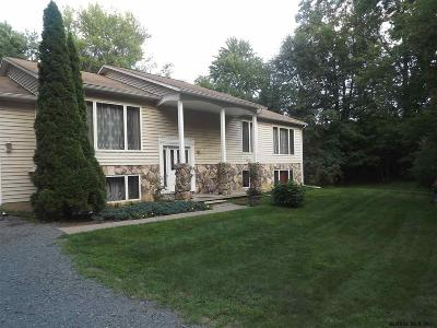 Single Family Home For Sale: 47 Cemetery Rd