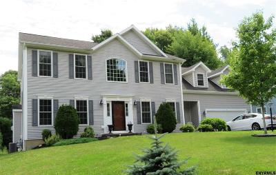 Colonie Single Family Home For Sale: 67 Denison Rd