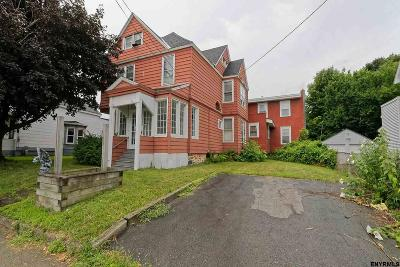 Mechanicville, Stillwater Single Family Home For Sale: 145 North Main St