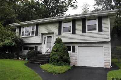 Colonie Single Family Home For Sale: 12 Morone Pl