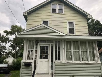 Albany Single Family Home For Sale: 34 Grand View Ter