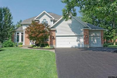 Ballston, Ballston Spa, Malta, Clifton Park Single Family Home For Sale: 6 Blossom Hill Ct