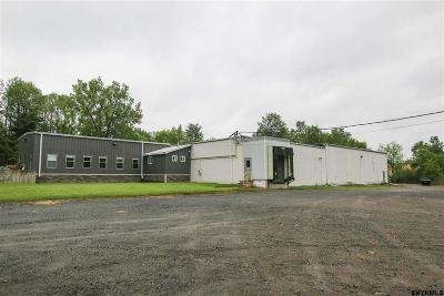 Broadalbin Commercial For Sale: 15 W West Finch St