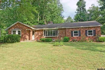 Guilderland Single Family Home For Sale: 102 Mohawk Dr