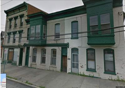 Cohoes Multi Family Home For Sale: 202-206 Ontario St