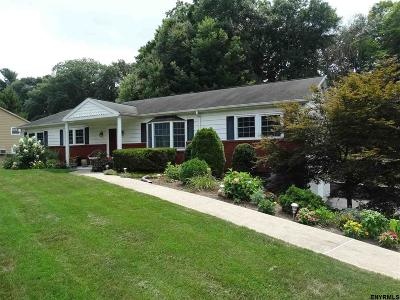 Clifton Park Single Family Home For Sale: 14 Terrace Ct