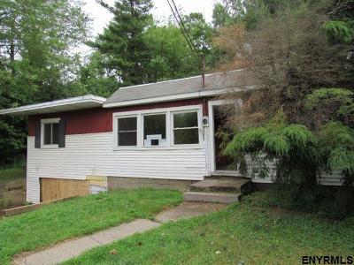 East Greenbush Single Family Home For Sale: 850 Luther Rd