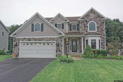 Colonie Single Family Home For Sale: 9 Gabriel Way