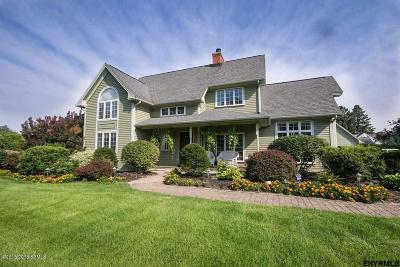 Queensbury, Fort Ann Single Family Home For Sale: 1 Knolls Rd North