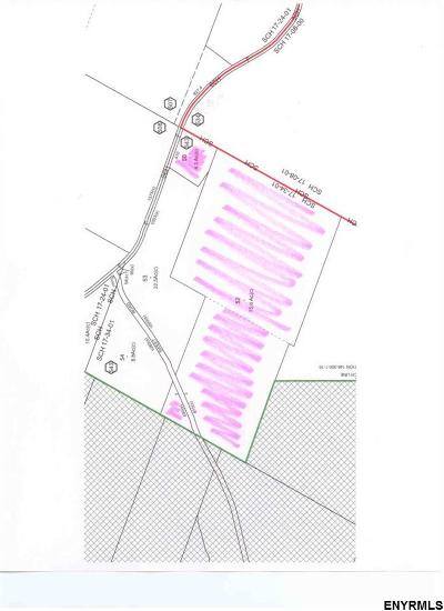 Johnstown Residential Lots & Land For Sale: N Bush Rd