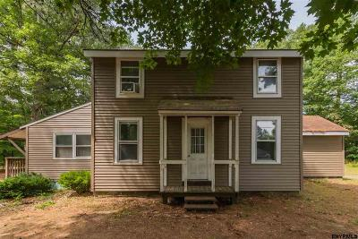 Saratoga County Single Family Home For Sale: 265 Greenfield Av