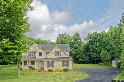Rensselaer County Single Family Home For Sale: 11 Joseph Ct