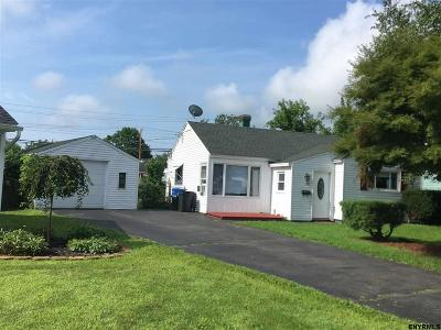 Albany Single Family Home For Sale: 36 Keeler Dr