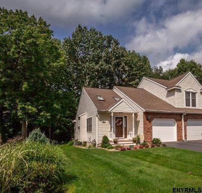 Ballston, Ballston Spa, Malta, Clifton Park Single Family Home For Sale: 45 Westbury Ct