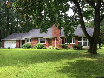 Glenville Single Family Home For Sale: 6 Woodcrest Dr