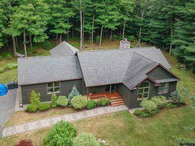 Saratoga Springs Single Family Home For Sale: 1925 Route 9n