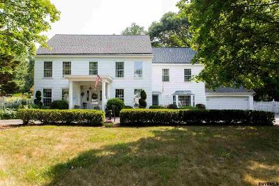 Ballston, Ballston Spa, Malta, Clifton Park Single Family Home For Sale: 867 Riverview Rd
