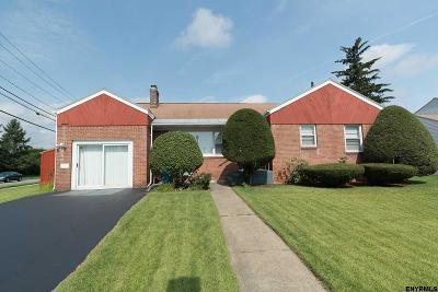 Albany Single Family Home For Sale: 154 Cardinal Av