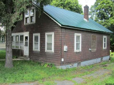 Single Family Home For Sale: 3668 Ny Rt 43
