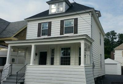 Schenectady Single Family Home For Sale: 1819 Becker St