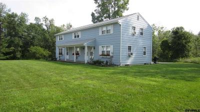 Voorheesville Multi Family Home For Sale: 55 North Main St