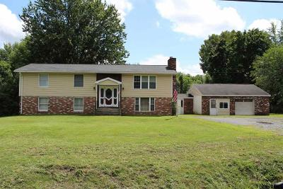 Cohoes Single Family Home For Sale: 1153 New Loudon Rd