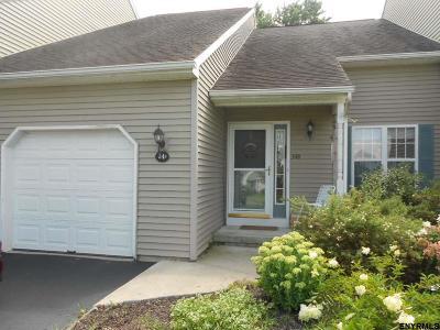 Halfmoon Single Family Home For Sale: 54b Raylinsky La