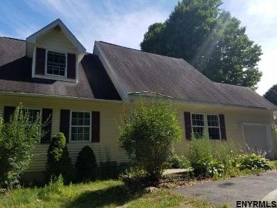 Saratoga County Single Family Home For Sale: 160 North Greenfield Rd