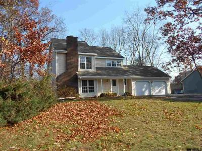 Clifton Park Single Family Home For Sale: 23 Southbury Rd