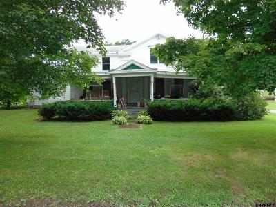 Schoharie County Single Family Home For Sale: 3443 State Rt 30