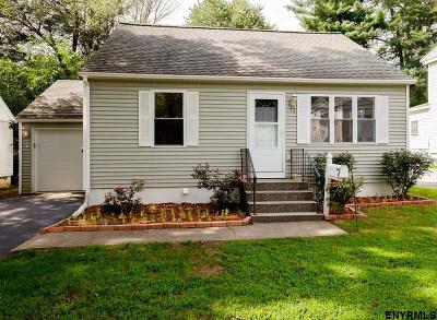 Colonie Single Family Home New: 53 Frederick Av