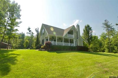 Rensselaer County Single Family Home For Sale: 95 McGill Rd