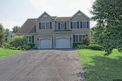 Saratoga County Single Family Home For Sale: 18 Paddlewheel Ct