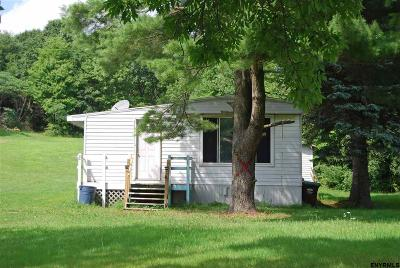 Rensselaer County Single Family Home For Sale: 296 N North Pole Rd