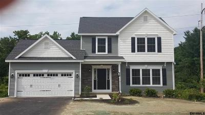 Halfmoon Single Family Home New: Lot 5 Victor Dr