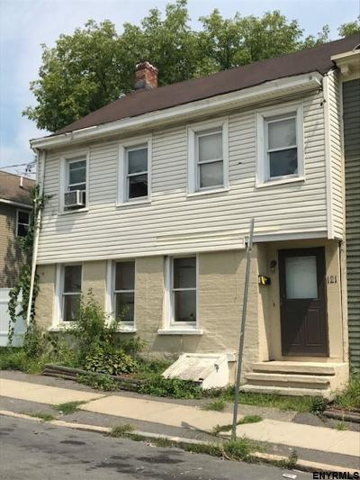 Albany NY Single Family Home New: $65,000