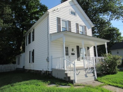 Greenfield, Corinth, Corinth Tov Single Family Home For Sale: 14 Oak St