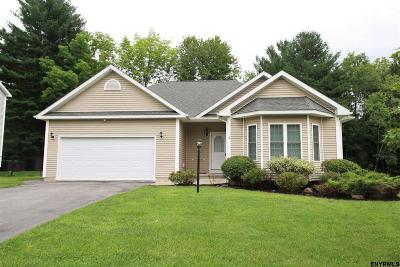 Ballston, Ballston Spa, Malta, Clifton Park Single Family Home New: 4 Kaleen Dr