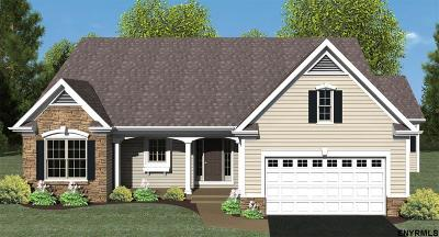 Halfmoon Single Family Home New: 99b Johnson Rd