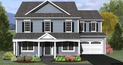 Halfmoon Single Family Home New: 99c Johnson Rd