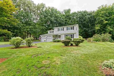 Ballston, Ballston Spa, Malta, Clifton Park Single Family Home New: 72 Esopus Dr