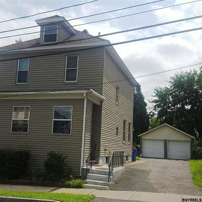 Albany Two Family Home For Sale: 5 Tremont St