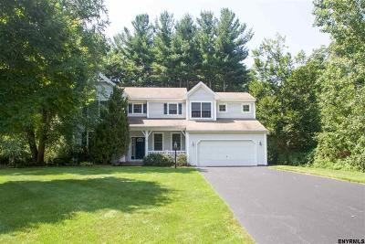 Ballston, Ballston Spa, Malta, Clifton Park Single Family Home New: 53 Liberty Way