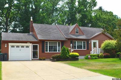 Colonie Single Family Home New: 15 Michael Dr