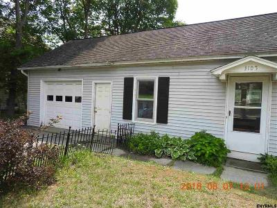 Single Family Home For Sale: 3105 Ny Rt 43