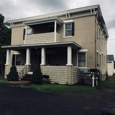 East Greenbush Multi Family Home For Sale: 2 Hillview Av
