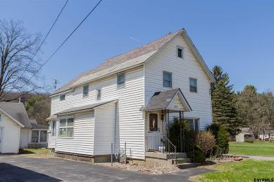 Greenfield, Corinth, Corinth Tov Single Family Home For Sale: 475 Maple Av