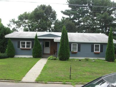 South Glens Falls NY Single Family Home For Sale: $209,900